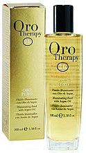 Parfüm, Parfüméria, kozmetikum Fluid arannyal - Fanola Oro Therapy Fluido Oro Puro