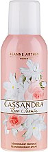 Parfüm, Parfüméria, kozmetikum Jeanne Arthes Cassandra Rose Jasmin Perfumed Body Spray - Testápoló spray