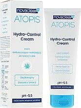 Parfüm, Parfüméria, kozmetikum Hidratáló arc és testápoló krém - Novaclear Atopis Hydro-Control Cream