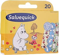 Parfüm, Parfüméria, kozmetikum Tapasz gyermekeknek - Salvequick Moominki