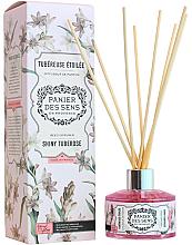 """Parfüm, Parfüméria, kozmetikum Aroma diffúzor """"Tubarózsa"""" - Panier Des Sens Shiny Tuberose Reed Diffuser"""