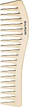 Parfüm, Parfüméria, kozmetikum Professzionális hajformázó fésű, arany 14 K - Balmain Paris Hair Couture Golden Styling Comb