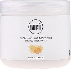 Parfüm, Parfüméria, kozmetikum Cukros peeling testre - Naturativ Cuddling Body Sugar Scrub
