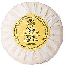 "Parfüm, Parfüméria, kozmetikum Szappan ""Citrom"" - Taylor of Old Bond Street Traditional Lemon Hand Soap"
