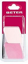 Parfüm, Parfüméria, kozmetikum Sminkszivacs, latex - Beter Beauty Care