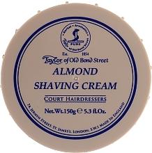 """Parfüm, Parfüméria, kozmetikum Borotva krém """"Mandula"""" - Taylor of Old Bond Street Almond Shaving Cream Bowl"""