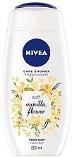 Parfüm, Parfüméria, kozmetikum Tusfürdő - Nivea Soft Vanilla Flower