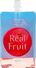 """Parfüm, Parfüméria, kozmetikum Testápoló gél """"Tőzegáfonya"""" - Skin79 Real Fruit Real Fruit Cranberry Soothing Gel"""