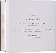 Parfüm, Parfüméria, kozmetikum Szett - AromaWorks AromaBomb Quad (bath/bomb/4x250g)