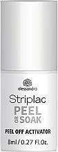 Parfüm, Parfüméria, kozmetikum Gél-lakk eltávolító szer - Alessandro International Striplac Peel Or Soak Peel Off Activator