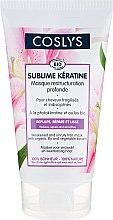 Parfüm, Parfüméria, kozmetikum Keratinos maszk organikus liliommal és - Coslys Sublime Keratine Mask