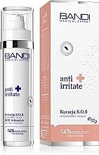 Parfüm, Parfüméria, kozmetikum Nyugtató arckrém - Bandi Medical Expert Anti Irritate SOS Intensive Soothing Treatment