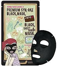 Parfüm, Parfüméria, kozmetikum Lifting-anyagmaszk - Dewytree Premium Synake Black Sheet Mask