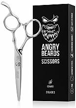 Parfüm, Parfüméria, kozmetikum Hajvágó olló - Angry Beards Scissors Edward