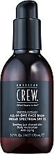 Parfüm, Parfüméria, kozmetikum Arcápoló balzsam - American Crew Shaving Skincare All-In-One Face Balm SPF15