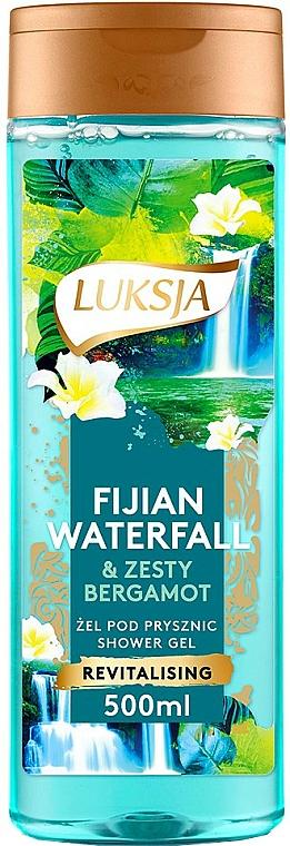 Tusfürdő - Luksja Fijian Waterfall Shower Gel