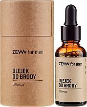 Parfüm, Parfüméria, kozmetikum Tápláló szakállolaj - Zew For Men Nourishing Beard Oil
