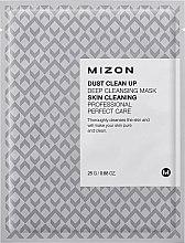 Parfüm, Parfüméria, kozmetikum Arctisztító szövetmaszk - Mizon Dust Clean Up Deep Cleansing Mask