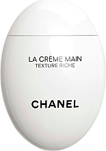 Parfüm, Parfüméria, kozmetikum Kéz- és körömápoló krém - Chanel La Creme Main Hand Cream Texture Riche