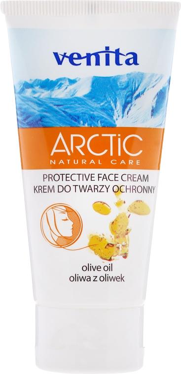 Arcápoló krém - Venita Arctic Protective Face Cream Olive Oil