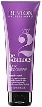 Parfüm, Parfüméria, kozmetikum Keratinos hajmaszk, 2 lépés - Revlon Professional Be Fabulous Hair Recovery Mask