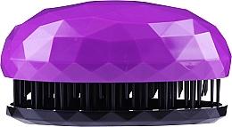 Parfüm, Parfüméria, kozmetikum Hajfésű, lila - Beauty Look Tangle Definer Brush & Go