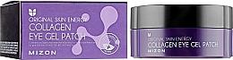 Parfüm, Parfüméria, kozmetikum Szemtapasz tengeri kollagénnel - Mizon Collagen Eye Gel Patch