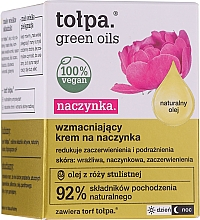 Parfüm, Parfüméria, kozmetikum Érfal erősítő arckrém - Tolpa Green Oils Cream