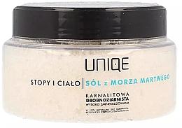 Parfüm, Parfüméria, kozmetikum Holt-tengeri karnallit fürdősó, aprószemcsés - Silcare Quin Dead Sea Salt