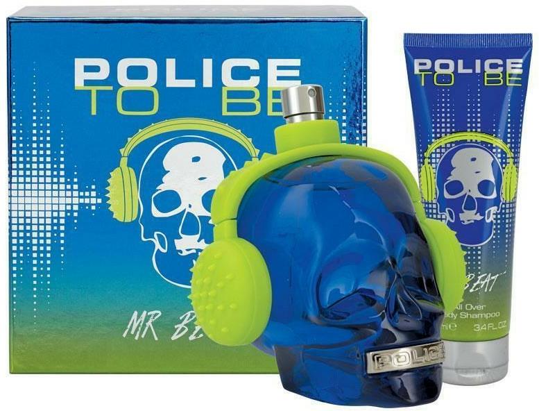 Police To Be Mr Beat - Szett (edt/75ml + sh/gel/100ml)