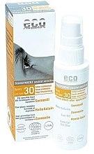 Parfüm, Parfüméria, kozmetikum Napvédő olaj SPF 30 - Eco Cosmetics Sun Oil SPF 30