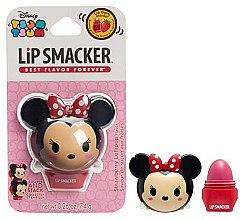 """Parfüm, Parfüméria, kozmetikum Ajakbalzsam """"Eper"""" - Lip Smacker Tsum Tsum Minnie Strawberry Lollipop"""