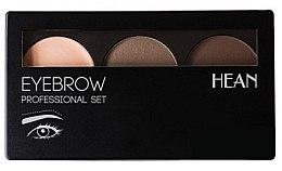 Parfüm, Parfüméria, kozmetikum Szemöldök paletta - Hean Professional Eyebrow Set 2