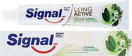 Parfüm, Parfüméria, kozmetikum Ínyvédő fogkrém - Signal Long Active Natural Elements