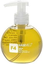 Parfüm, Parfüméria, kozmetikum Fluid hajra fürtök modellezésére - Hairmed F4 The Curl Brighter