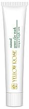 Parfüm, Parfüméria, kozmetikum Zöld agyag maszk - Yellow Rose Natural Green Clay Mask