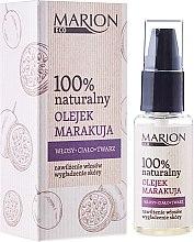 Parfüm, Parfüméria, kozmetikum Maracuja olaj arcra, testre, hajra - Marion Eco Oil