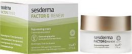 Parfüm, Parfüméria, kozmetikum Anti-age regeneráló arckrém - SesDerma Laboratories Factor G Anti-Aging Regenerating Facial Cream