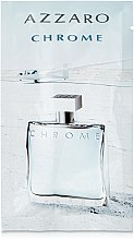 Parfüm, Parfüméria, kozmetikum Azzaro Chrome - Eau De Toilette (minta)