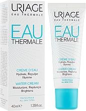 Parfüm, Parfüméria, kozmetikum Könnyű hidratáló krém - Uriage Eau Thermale Water Cream