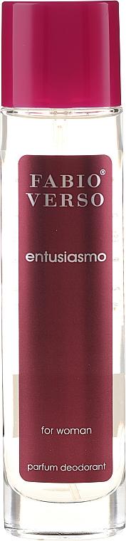 Bi-Es Fabio Verso Entusiasmo - Deo spray