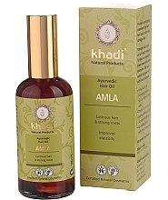 """Parfüm, Parfüméria, kozmetikum Ayurvédikus hajolaj """"Amla"""" - Khadi Hair Oil"""