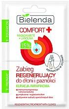 Parfüm, Parfüméria, kozmetikum Kézmaszk - Bielenda Comfort Paraffin Treatment with Gloves