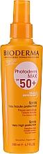 Parfüm, Parfüméria, kozmetikum Napvédő spray - Bioderma Photoderm Photoderm Max Spray SPF 50+