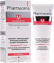 Parfüm, Parfüméria, kozmetikum Striák elleni balzsam - Pharmaceris M Tocoreduct Forte Stretch Mark Reduction Balm