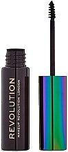 Parfüm, Parfüméria, kozmetikum Szemöldökzselé - Makeup Revolution Brow Mascara With Cannabis Sativa