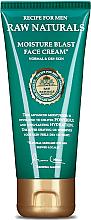 Parfüm, Parfüméria, kozmetikum Hidratáló krém - Recipe For Men RAW Naturals Moisture Blast Face Cream