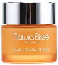 Parfüm, Parfüméria, kozmetikum Feszesítő krém normál és száraz bőrre - Natura Bisse C+C Vitamin Firming Cream SPF 10
