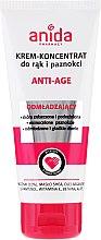 Parfüm, Parfüméria, kozmetikum Kéz- és körömápoló krém - Anida Pharmacy Anti Age Hand Cream