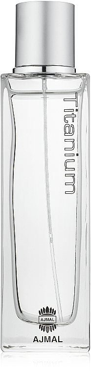 Ajmal Titanium - Eau De Parfum  — fotó N1